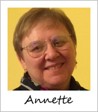Annete Blake, counselor